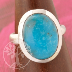 Turquoise Silverring