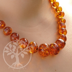 Amber Necklace Sweety