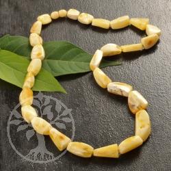 Amber Necklace Honeymilk