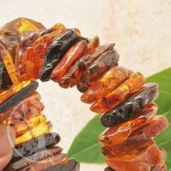 Amber Bracelet Wild Natur