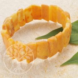 Amber Bracelet Yellow