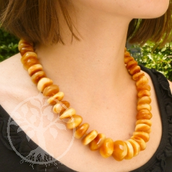 Natur Amber Necklace