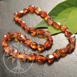 Amber Necklace Modern