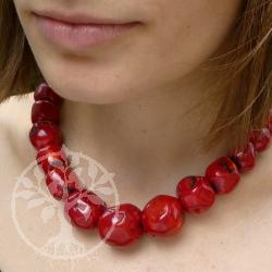 Coral Necklace Natur