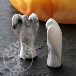 Magnesite Gemstone Angel