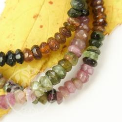Tourmaline Multicolor Bracelet facetted