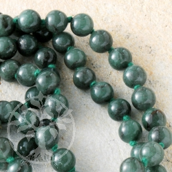 Aventurine Ball Beads Necklace 50cm