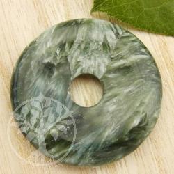 Serafinit Donut Anhänger 30mm