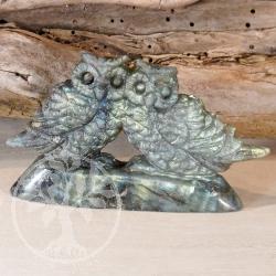 Owl Labradorite 2 in 1