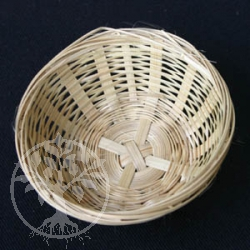 Basket bamboo 10 pcs