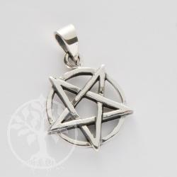 Silver Pentagramm PE 34
