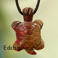 Tigereisen Schildkröten-Anhänger
