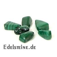 Malachit Trommelsteine 250 Gramm