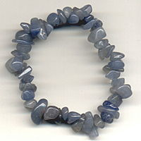 Blue Quarz bracelet