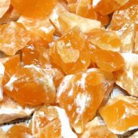 Orange Calcite Super A quality 1kg