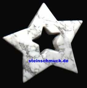 Magnesit Stern-Motiv