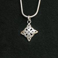 Silver pendant Celtic Design AH33