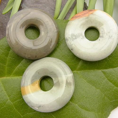 Polychronic Jaspis Donut Wolfsjaspis