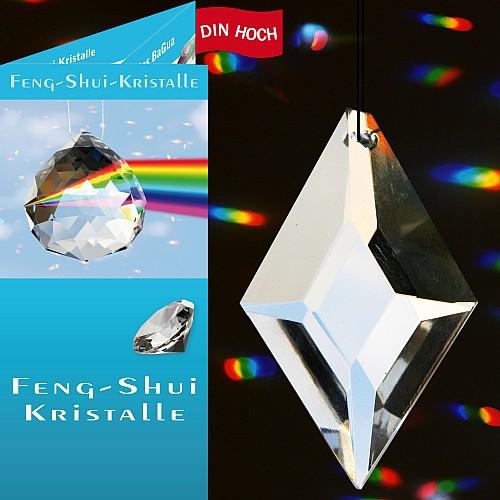 Feng Shui Kristalle Faltblatt 50 Stück