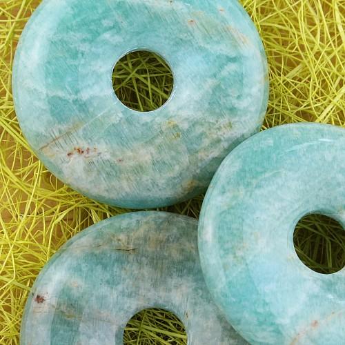 Amazonit Donut hell 30