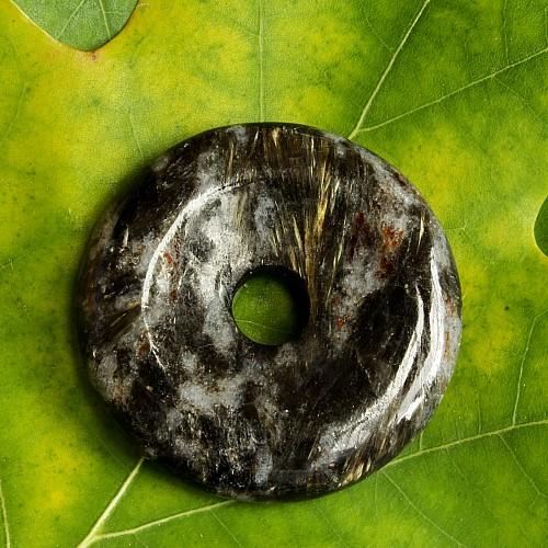 Astrophyllit / Antophyllit Donut 30mm