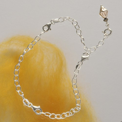 Extension Chain Silver 925