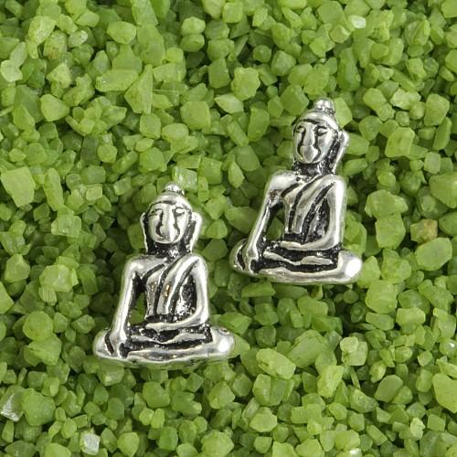 Buddha Ohrstecker Budda Ohrring