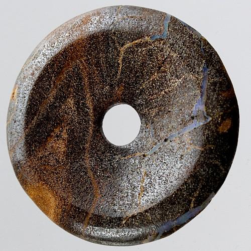 Opal Boulder in Matrix Donut 03