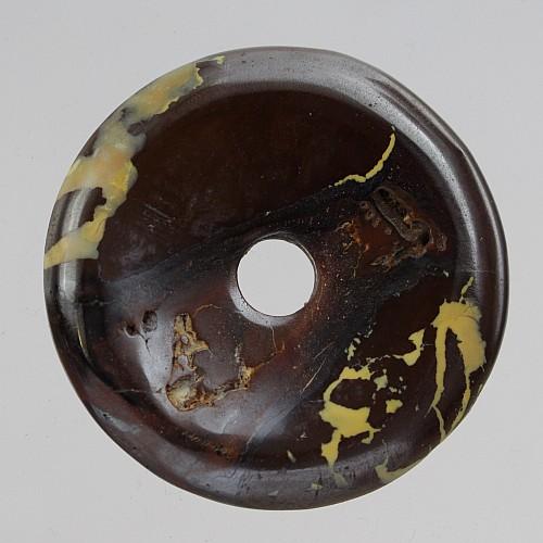 Opal Donut 06 Muttergestein mit Opal