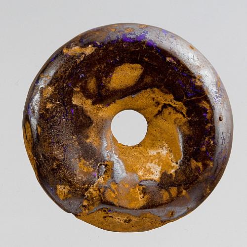 Opal Muttergestein Donut 07