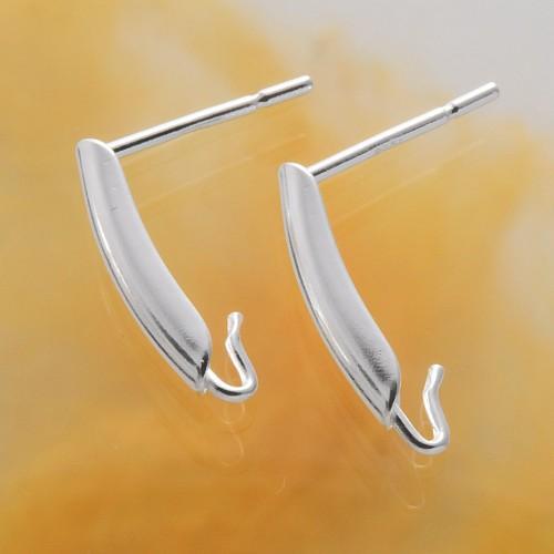 Stud Earring 925 Silver