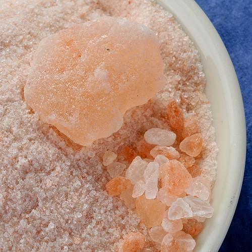 Kristallsalz Himalaya Gebiet Sack 25kg.