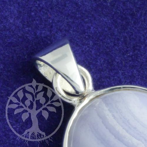 Chalcedon Sterling Silber 925 Anhänger 11054 Silberanhänger 925