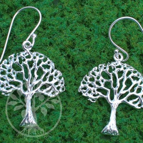 Baum des Lebens Bilderbuchbaum Ohrhänger