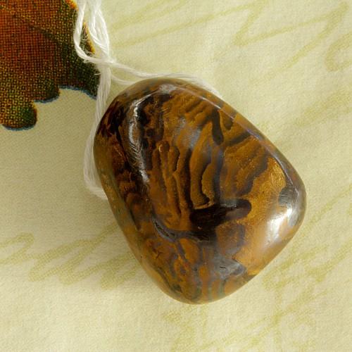 Opal Muttergestein Schmuckanhänger 0485