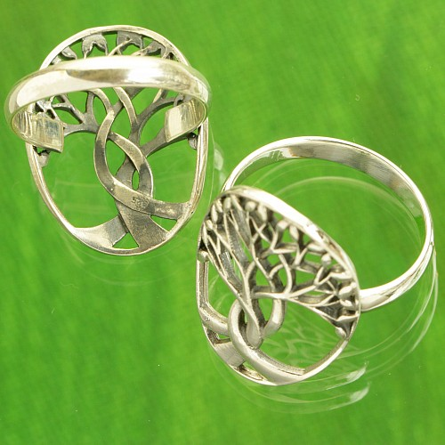 Silverring Tree of Life