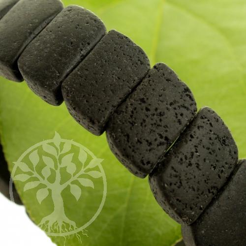 Lava Armband Black Jazz