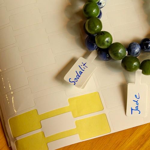 Ring Labels Adhesive
