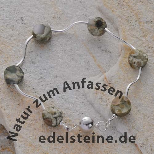 Magnetverschluß Kugel Sicherheit 12 mm Silber 925