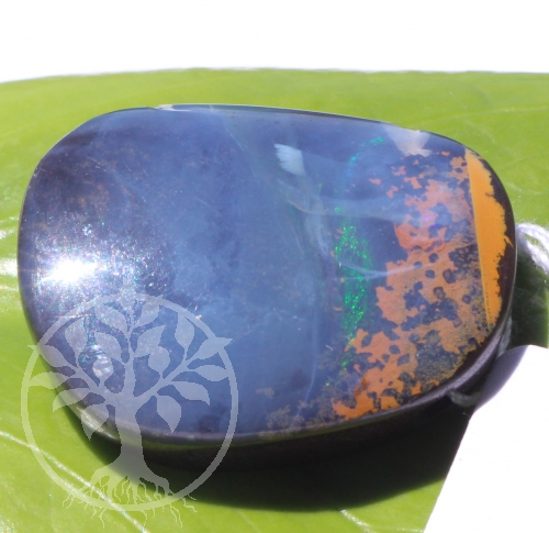 Boulder Opal in Muttergestein Opal in Matrix Anhänger 24x27mm