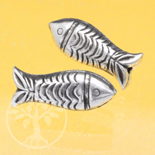 Silverbead Fish Sterlingsilver 925er 21mm