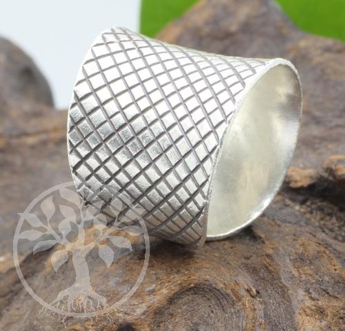 Silver Rings Mesh Steringsilver 925