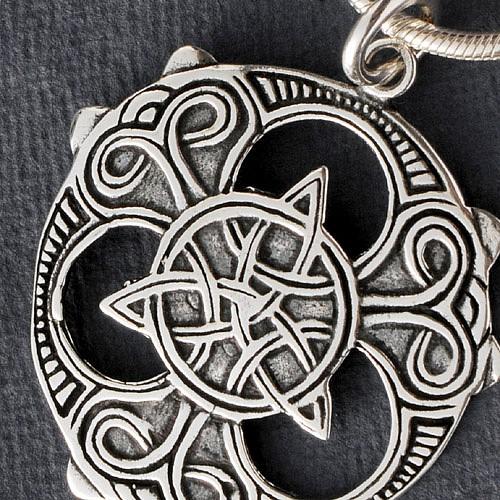 Keltischer Anhänger BIG K4