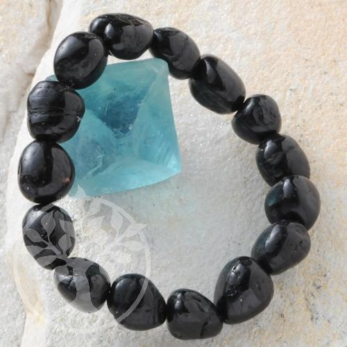 Tourmaline Bead Bracelet