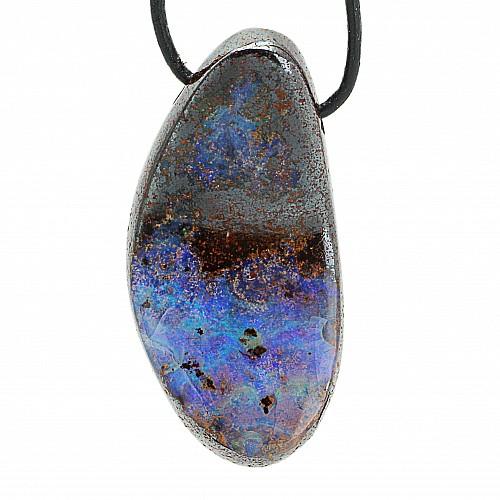 Opal Stein Anhänger 31*15mm