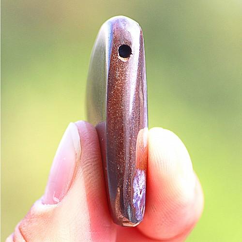 Opal Stein Anhänger 35*25mm