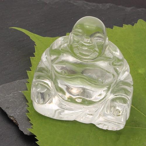 Bergkristall Buddha Buddafigur Ca 50mm Naturlicher Kristall