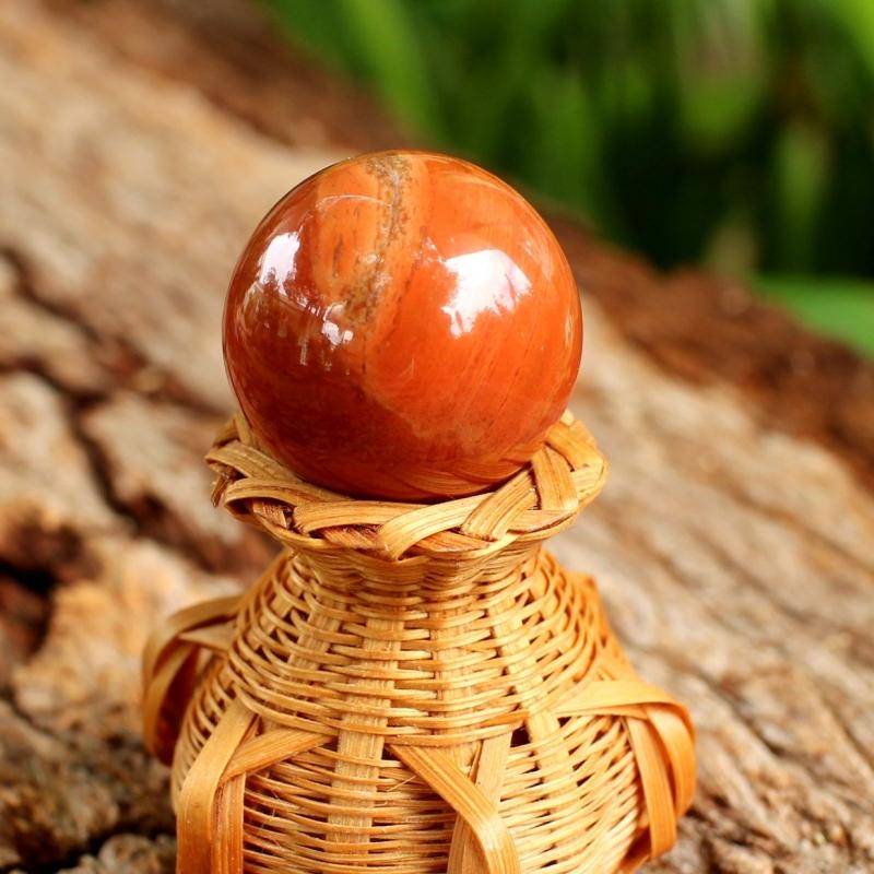 Jasper Red / Ball 20mm A