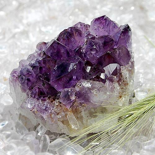 Rough - Amethyst crystal 1000-1350grams