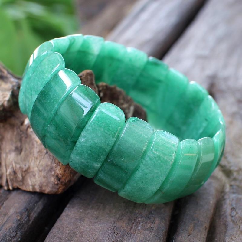 Chinese Jade Gemstone Bracelet